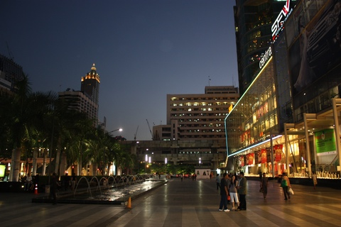 bangkok-central-world-by-night