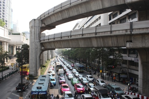 bangkok-traffic-garyson-plaza