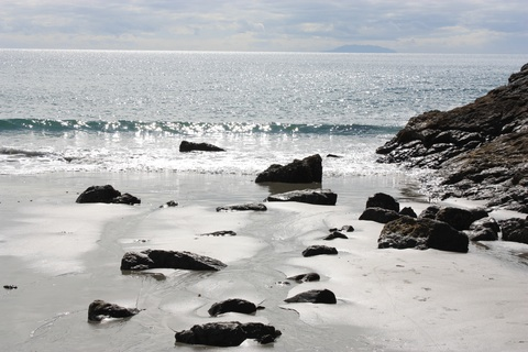 Onetangi Beach - Waiheke Island sunny afternoon