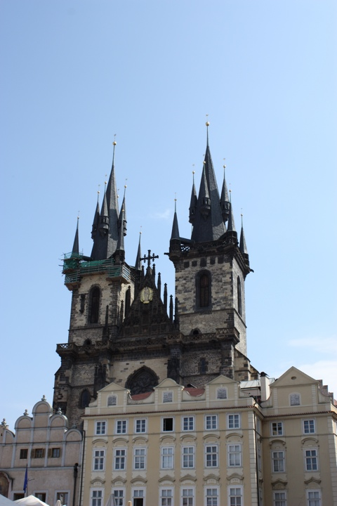 prague-tower-church