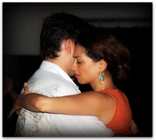 Argentine tango blogging