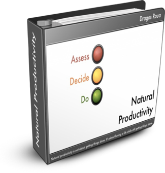 Assess Decide Do: Natural Productivity