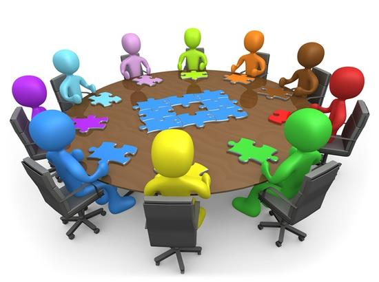 Clipart Board Meeting