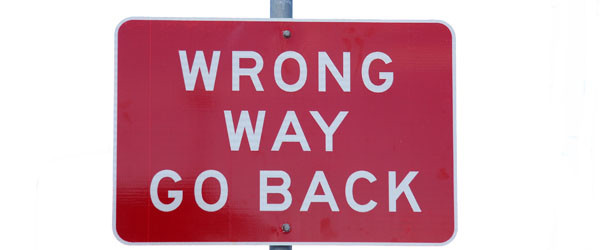 100 Ways To Live A Better Life – 45. Stop Solving The Wrong Problem
