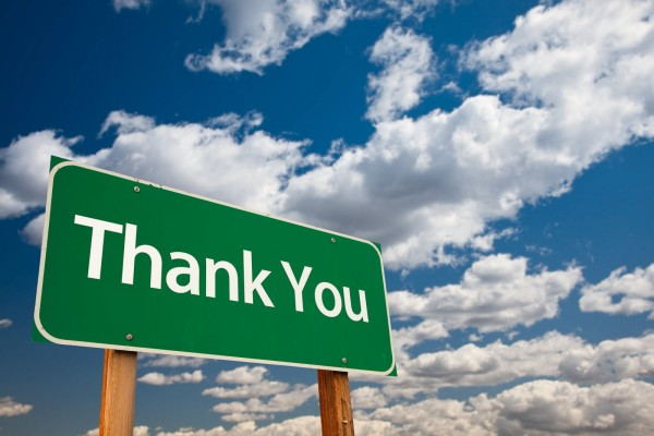 100 Ways To Live A Better Life – 63. Write A Thank You Letter