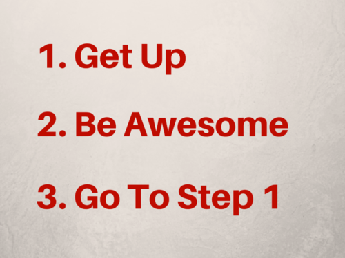 100 Ways To Live A Better Life – 97. Make Your Own Rules