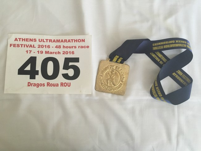 Race Report: My First 48 Hours Race