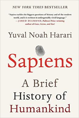 Yuval Noah Harari – Sapiens – Book Review