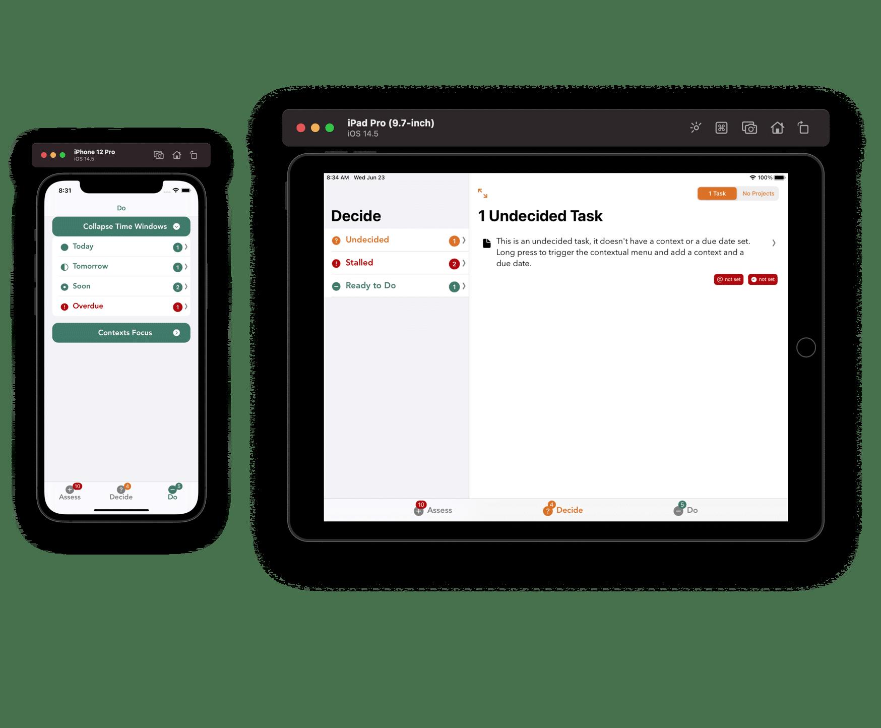 ZenTasktic version 1.4