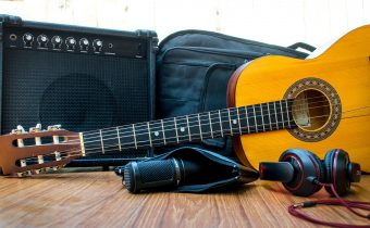 Traveling With A Guitar